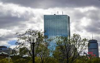 Hancock and The Pru #architecture #boston #massachusetts #skyline #building  #instagram #landscape