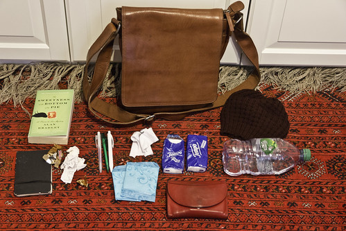 What's In My Bag 10-02-2015