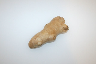 03 - Zutat Ingwer / Ingredient ginger