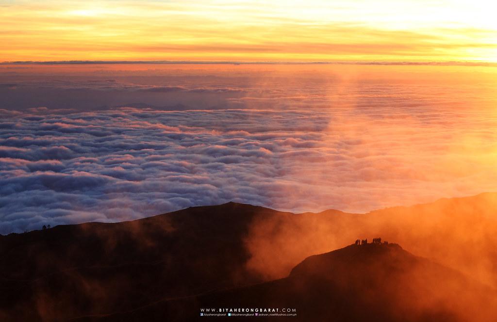 Mount Pulag Kabayan Benguet mountaineering