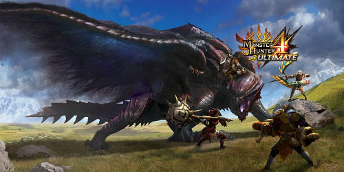 Monster Hunter 4 Ultimate characters introduced
