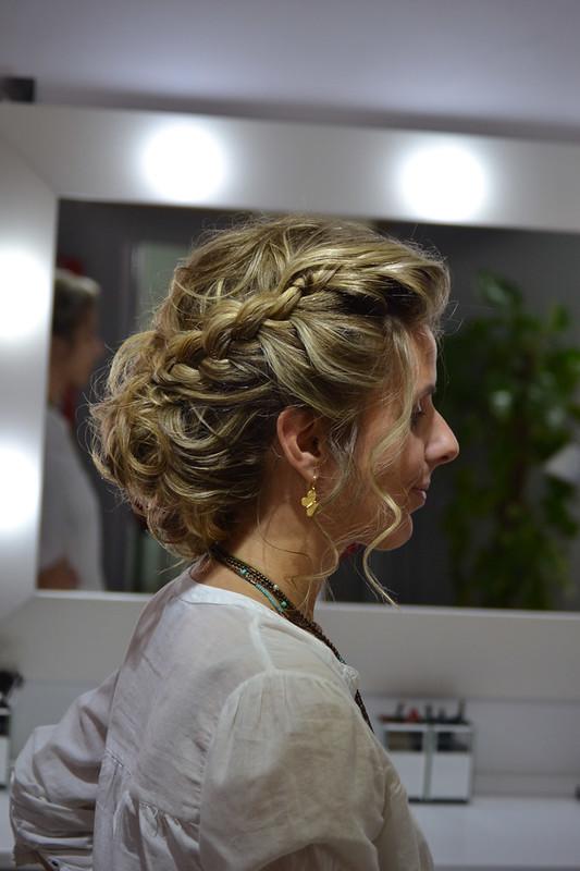 Ideas de peinados y recogidos para invitadas de boda, tendencias 2015