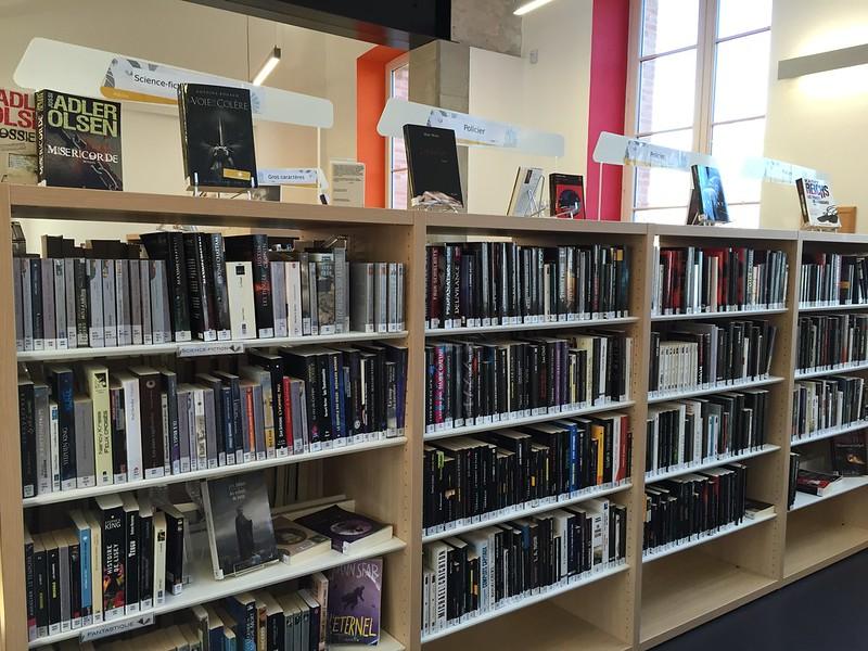Bibliothèque de Briatexte