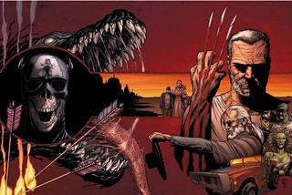 當暴力、血腥與超級英雄結合!痛快復仇、震撼殺戮的作品《金鋼狼:老人羅根》