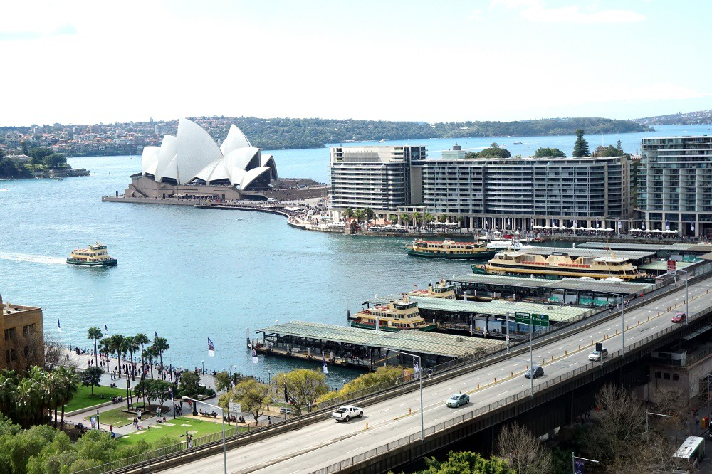 Four Seasons Hotel - Sydney - Luxperience-011