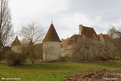 58 Brinon-sur-Beuvron - Château XV XVII XVIII - Photo of Beaulieu
