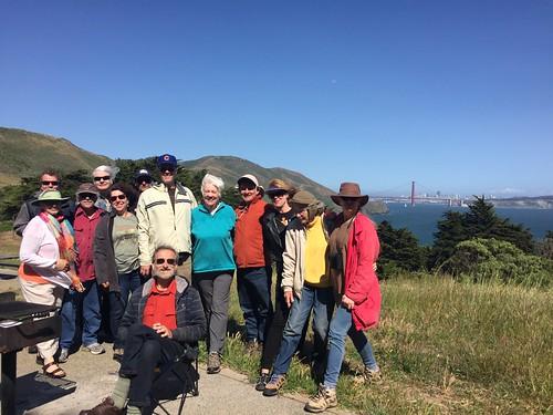 SFKossacks welcome peregrine kate to San Francisco