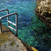 20140916_05 Ladder into ocean | Antibes, France by ratexla