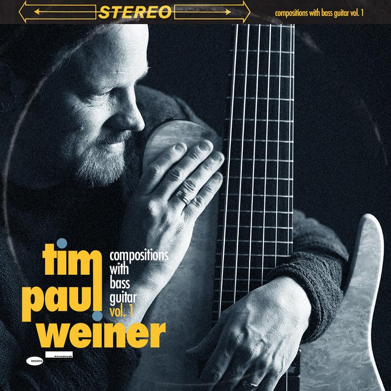Album Mockup • Tim Paul Weiner