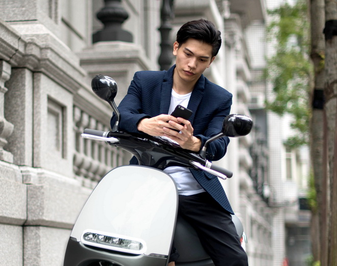 Gogoro 與遠傳合作新方案,讓你用四萬三將智慧雙輪騎回家!