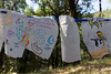 prayer flags of the young