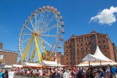 Wismar Hafenfest Juni 2016