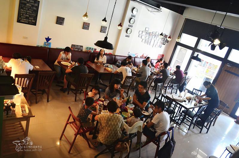 格子餐廳 (2)