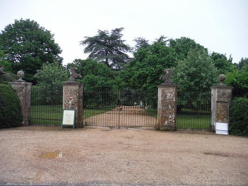 Old Entrance to Mottisfont Abbey