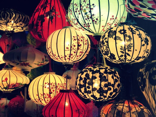 The Silk Lanterns of Hoi An