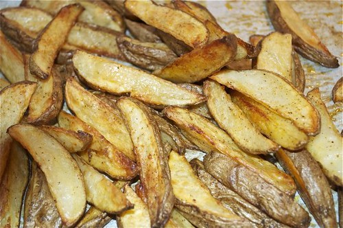 potatoe oven fries 6