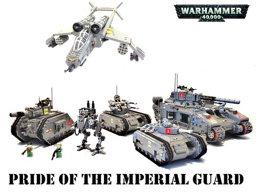 Pride of the Imperial Guard