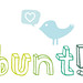 Life is bunt Banner small