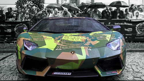 Lamborghini Aventador LP760-4 | Nasser Edition by Oakley Design
