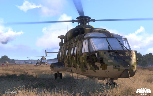 Arma 3 Elicottero : Arma iii community guide helicopters evil avatar