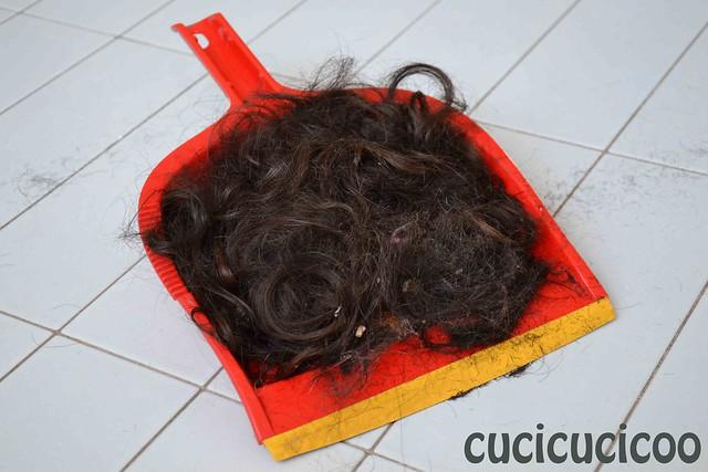 Haircut # 3 of 4