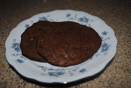Chocolate Coffee Oatcakes (3)