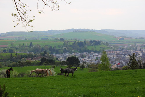Ettelbruck with horses