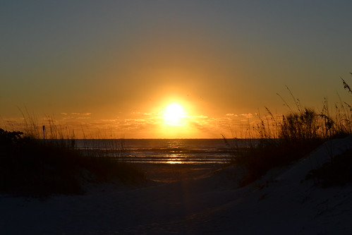 Siesta Key Sunset 1