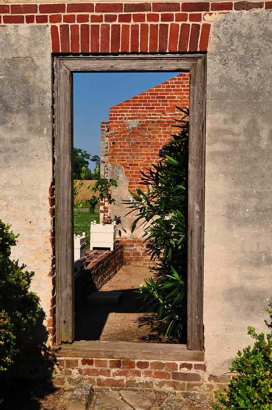 Eyre Hall (Orangery Ruin) (2)