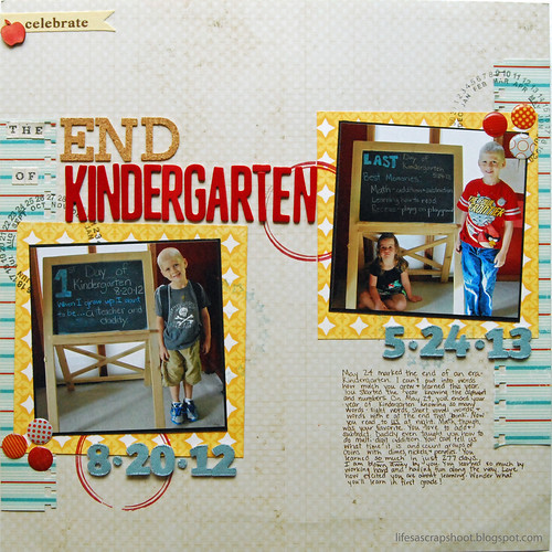 end of kindergarten