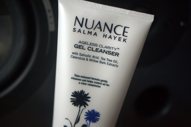 Salma Hayek Gel Cleanser