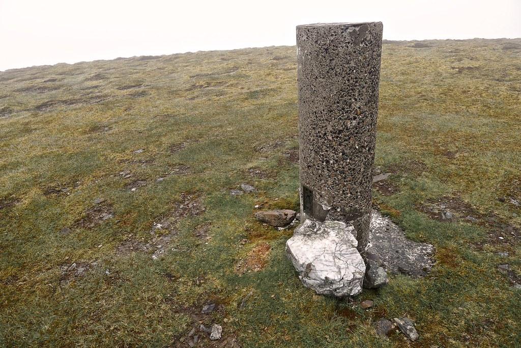 Summit of Leathad an Taobhain