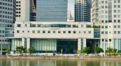 UOB Plaza by Kenzo Tange