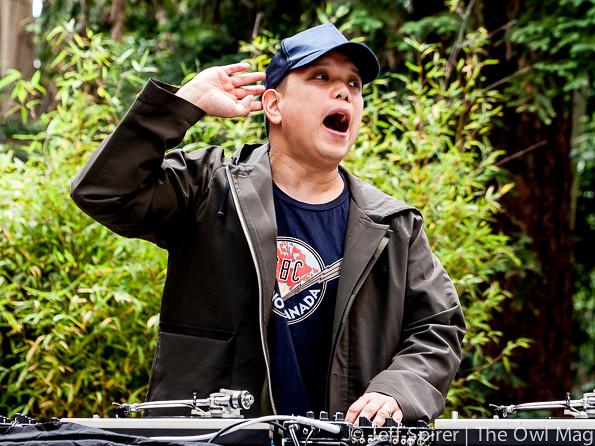 Deltron 3030 @ Stern Grove, SF 06/30/2013