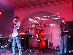 textor, Club Control, Bookfest, 2013 Bukarest