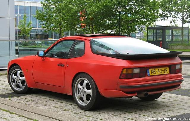 1987 Porsche 944 - Nocturnal Mirage Photo (37596706) - Fanpop