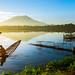 San Pablo City - Early Morning Fisherman by Yen Baet