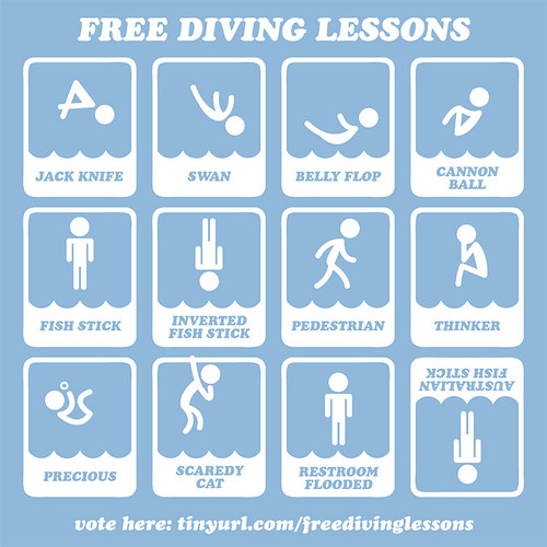 Free Diving Lessons by Ape Lad