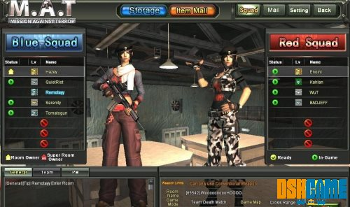Mission Against Terror Online 2