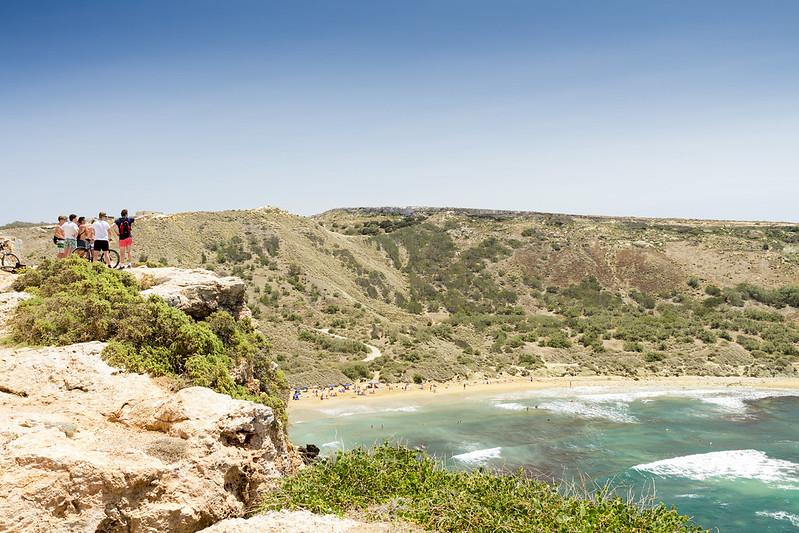 Ghajn Tuffieha Bay #2 - Malta
