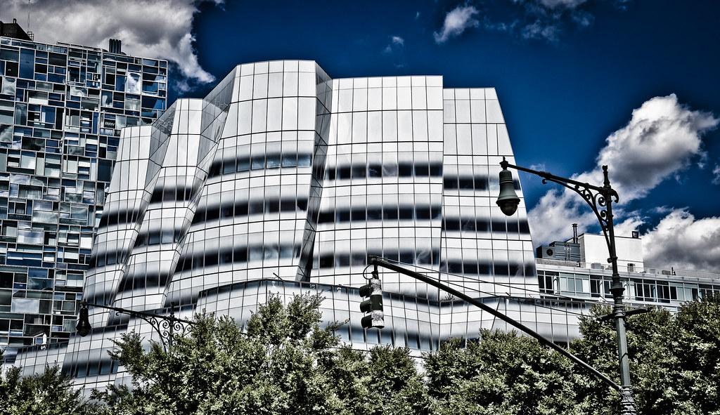 InterActiveCorp Building, New York