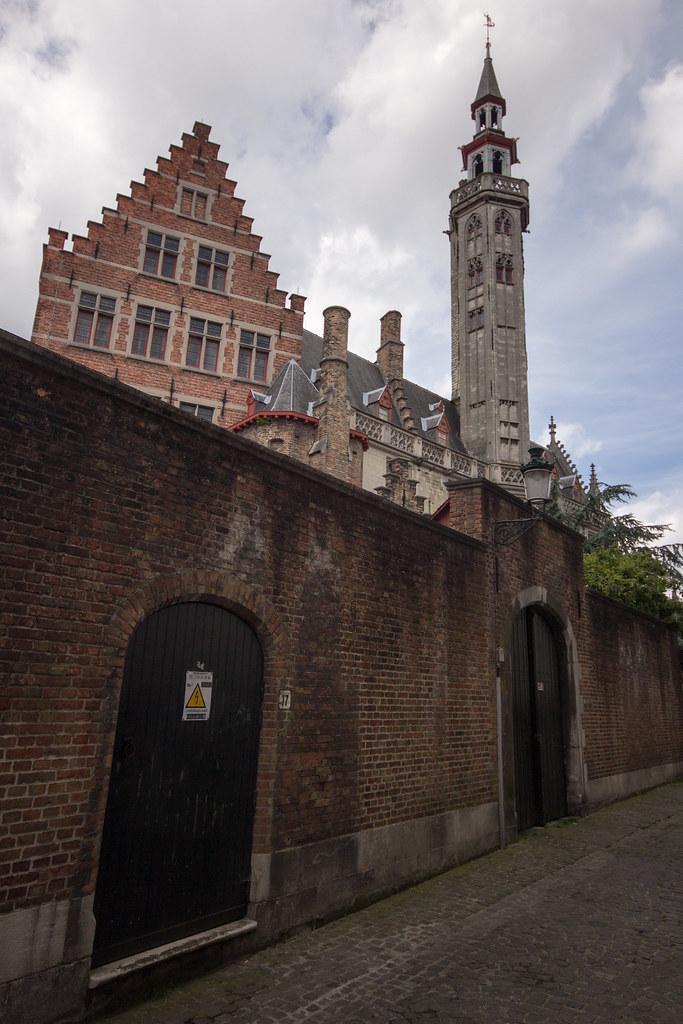 Back Alley Bruges