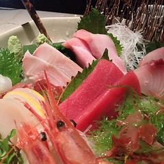 Sakura sashimi