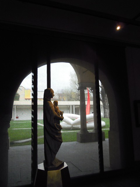 2010 - Anemometro, Museo Diocesano, Milano