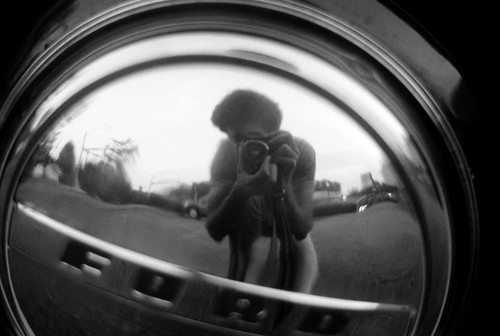 Hubcap Reflections