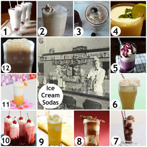 Mrs. Fields Secrets Ice Cream Soda Inspiration