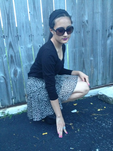 jeffrey campbell lita sunnies black hair latina top h&m forever 21 skinny blog fashion