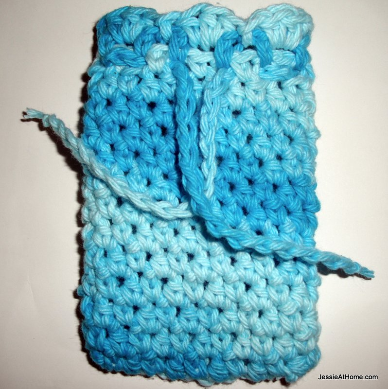 Free Crochet Patterns For Soap Bags : Soap Bag ~ Spa Set Jessie At Home