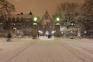 Hull Gate, University of Chicago | by Catarina Oberlander