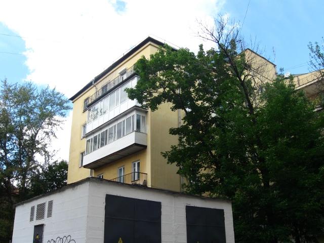 Басманный 1-й пер., конструктивистский квартал